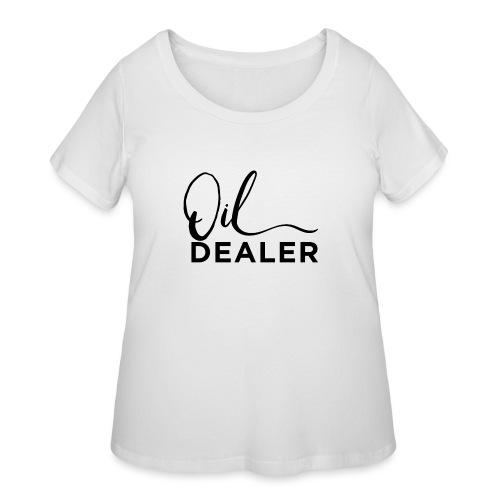 Oil Dealer - Women's Curvy T-Shirt