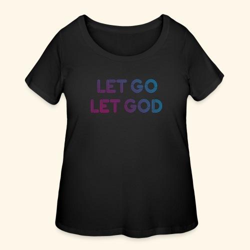 LGLG #6 - Women's Curvy T-Shirt