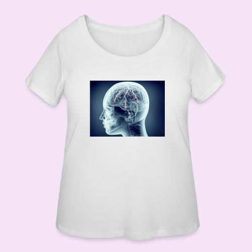 Recharge - Women's Curvy T-Shirt