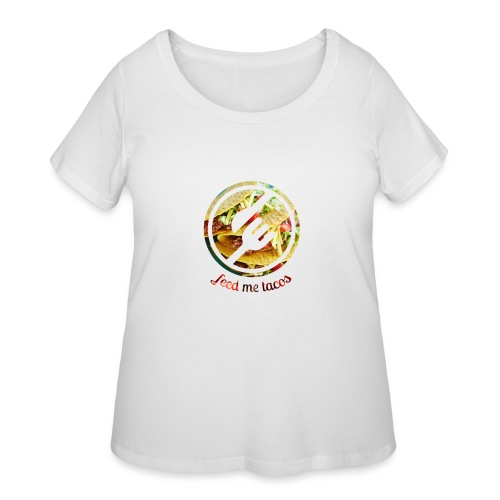 tacolife - Women's Curvy T-Shirt