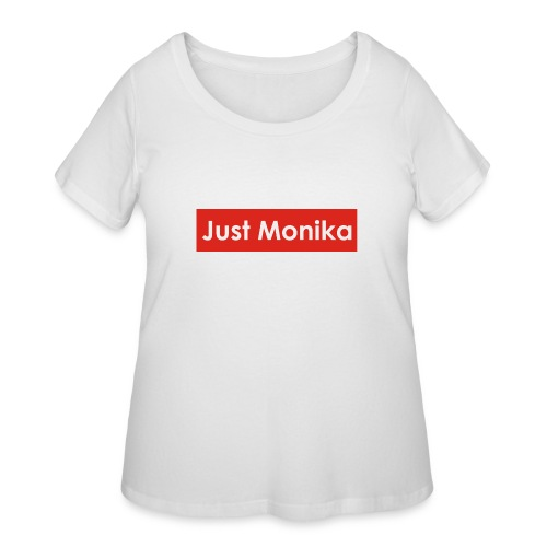 Just Monika - Women's Curvy T-Shirt