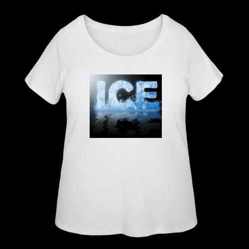CDB5567F 826B 4633 8165 5E5B6AD5A6B2 - Women's Curvy T-Shirt