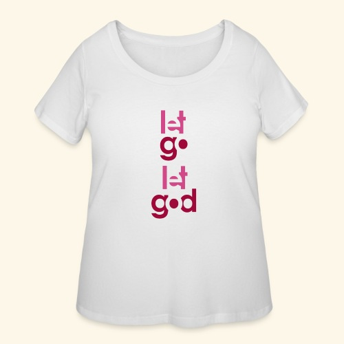 LGLG #10 - Women's Curvy T-Shirt