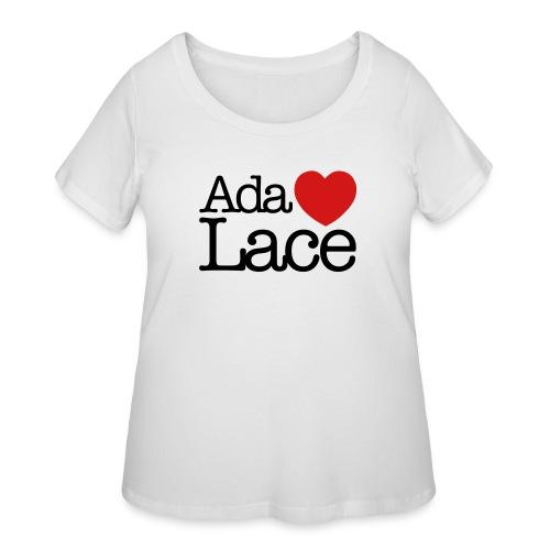 Ada Lovelace - Women's Curvy T-Shirt