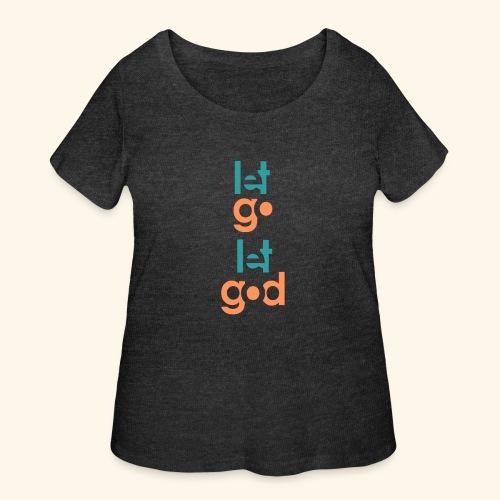 LGLG #8 - Women's Curvy T-Shirt