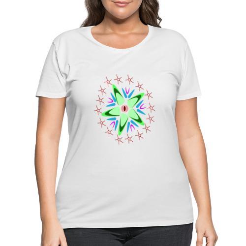 The Augustow - Women's Curvy T-Shirt