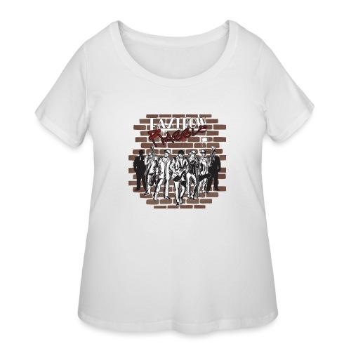 East Row Rabble - Women's Curvy T-Shirt