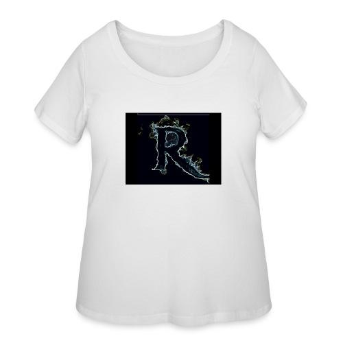 445 pin - Women's Curvy T-Shirt