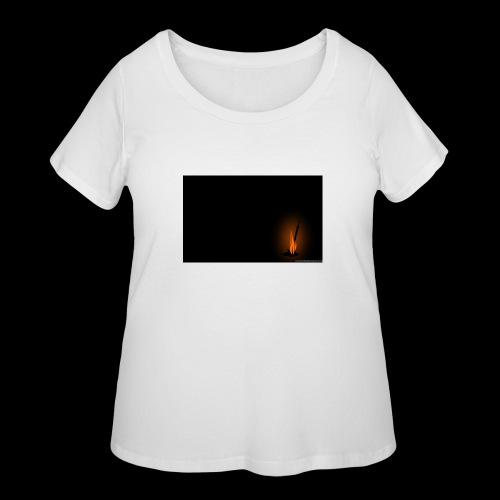 Fire-Links - Women's Curvy T-Shirt