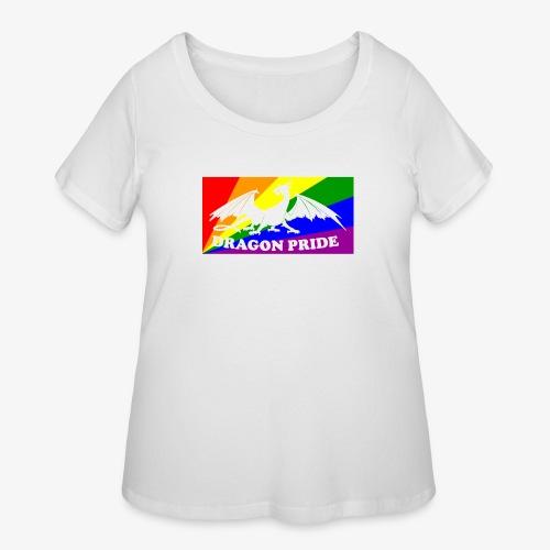 Dragon Pride - Women's Curvy T-Shirt