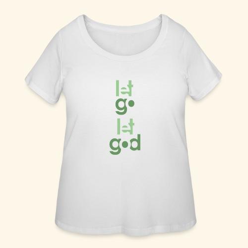 LGLG #9 - Women's Curvy T-Shirt