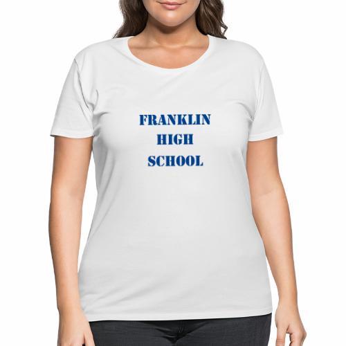 FHS Classic - Women's Curvy T-Shirt