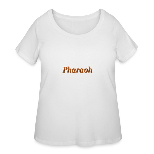 Pharoah - Women's Curvy T-Shirt