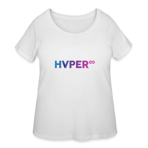 HVPER - Women's Curvy T-Shirt