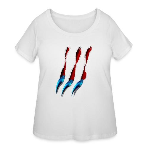 My Personal Dragon - Women's Curvy T-Shirt
