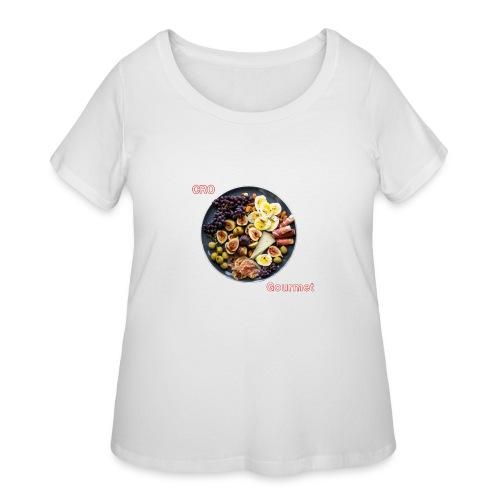 Croatian Gourmet - Women's Curvy T-Shirt