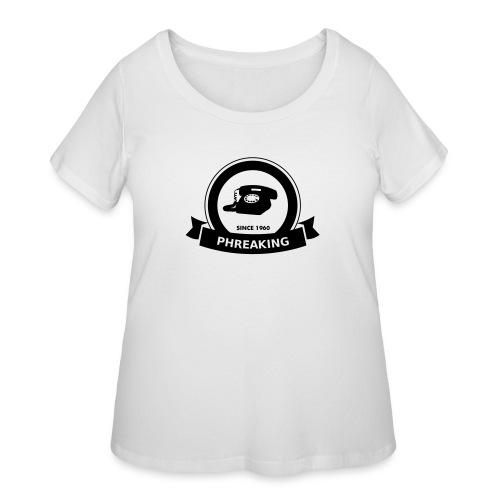 Phreaking - Women's Curvy T-Shirt