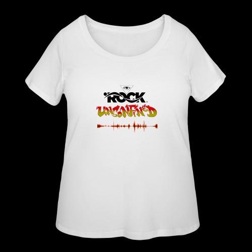 Eye Rock Unconfined - Women's Curvy T-Shirt