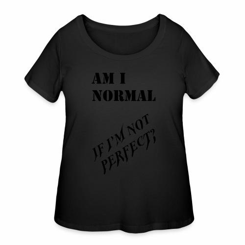 Misfit - Women's Curvy T-Shirt