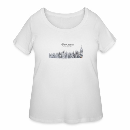 "InovativObsesion ""DESTINY"" apparel - Women's Curvy T-Shirt"