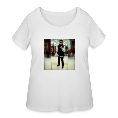Ahmad Roza - Women's Curvy T-Shirt
