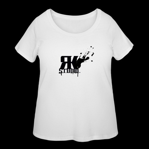 RKStudio Black Version - Women's Curvy T-Shirt