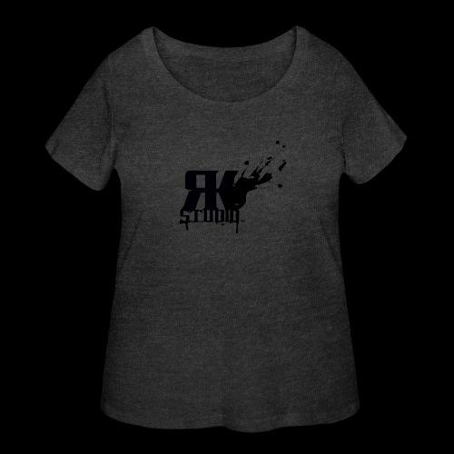 RKStudio Black Version - Women's Curvy T-Shirt