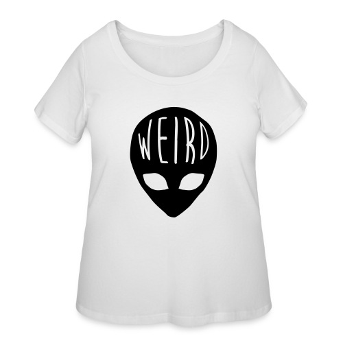 Out Of This World - Women's Curvy T-Shirt
