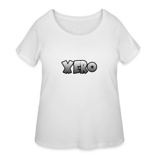 Xero (No Character) - Women's Curvy T-Shirt