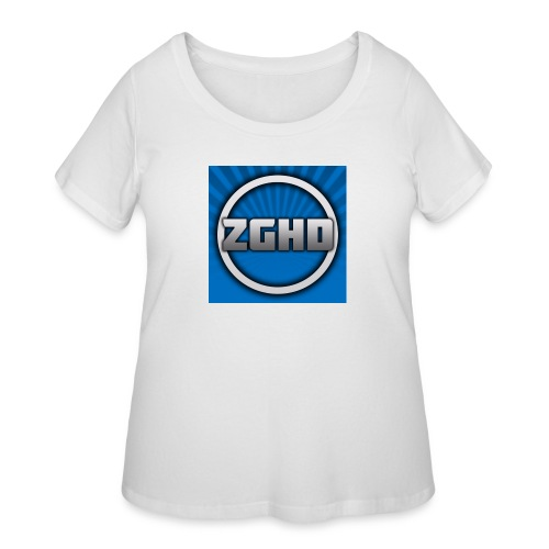 ZedGamesHD - Women's Curvy T-Shirt