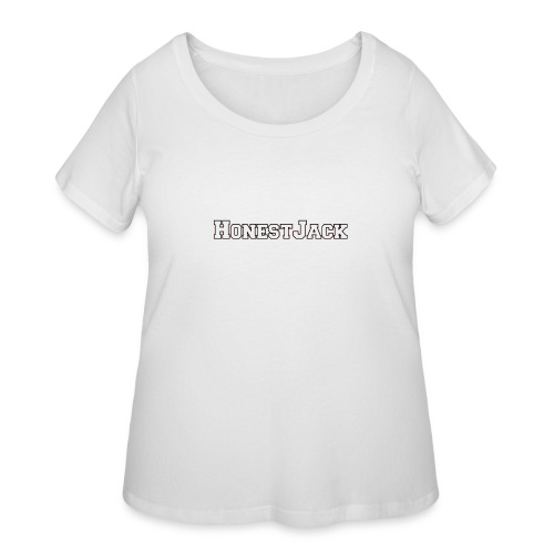 HonestJack - Women's Curvy T-Shirt