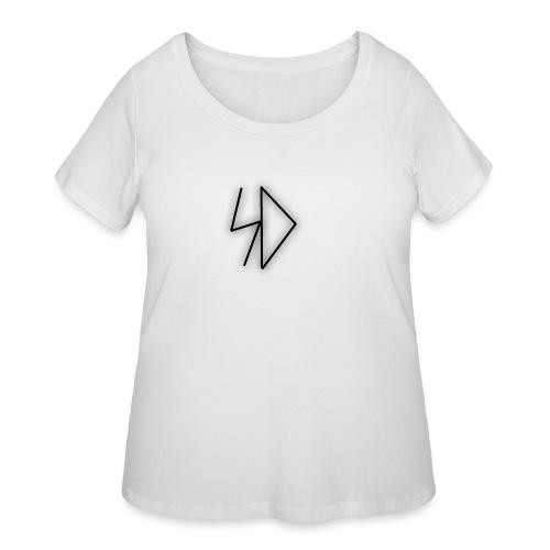 SID ORIGINAL LOGO - Women's Curvy T-Shirt