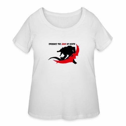 Renekton's Design - Women's Curvy T-Shirt