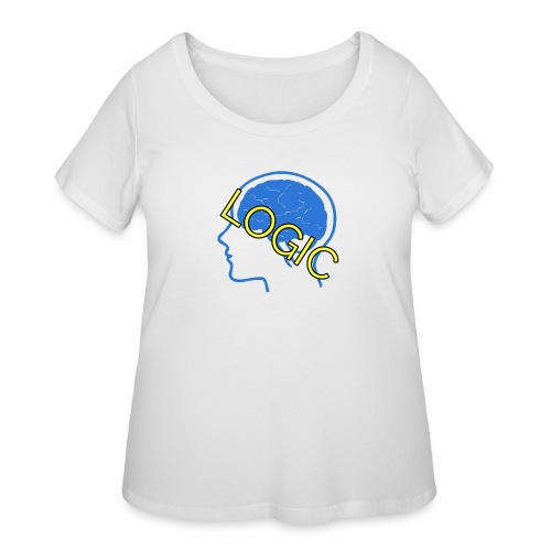Logic - Women's Curvy T-Shirt