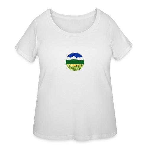 NCL Alberta - Women's Curvy T-Shirt