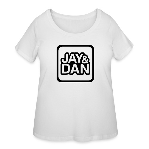 Jay and Dan Baby & Toddler Shirts - Women's Curvy T-Shirt