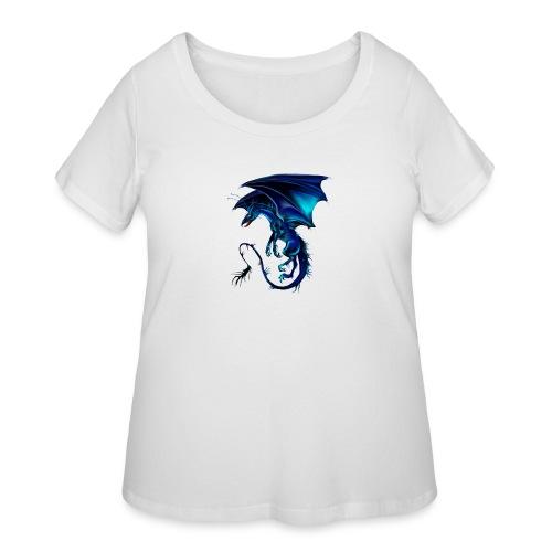 Morkeleb The Black - Women's Curvy T-Shirt
