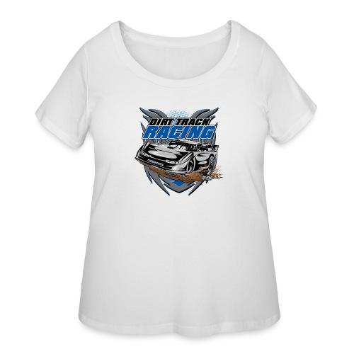 Modified Car Racer - Women's Curvy T-Shirt
