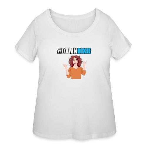 Damn Dixie 2.0 - Women's Curvy T-Shirt