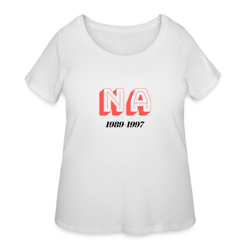 NA Miata Goodness - Women's Curvy T-Shirt