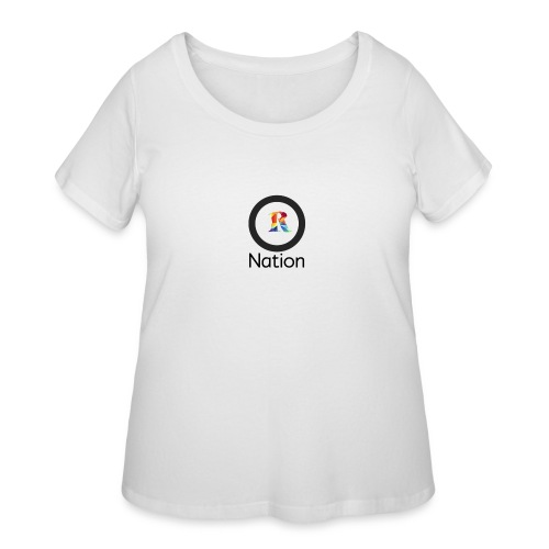 Reaper Nation - Women's Curvy T-Shirt