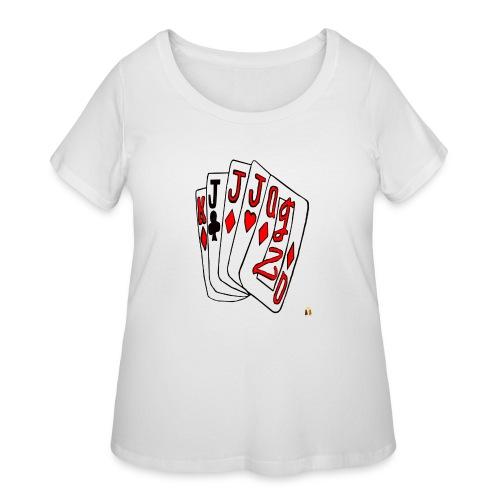 Art Tat - Women's Curvy T-Shirt