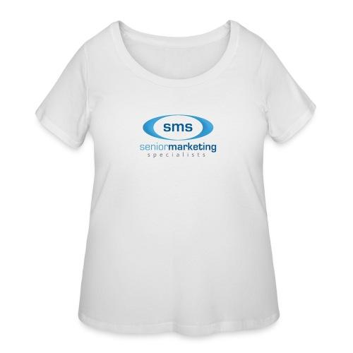 Senior Marketing Specialists - Women's Curvy T-Shirt