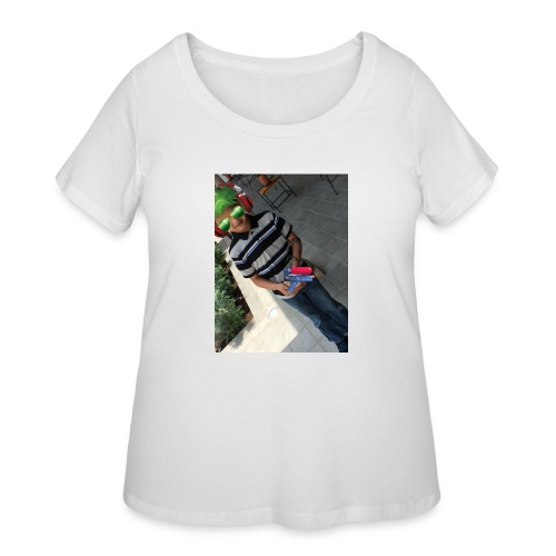 fernando m - Women's Curvy T-Shirt