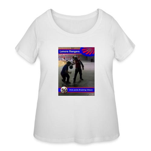 Basketball merch - Women's Curvy T-Shirt