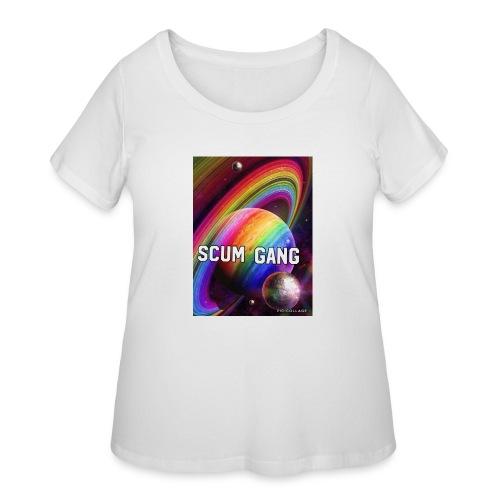 D78FDF9D 5982 40F3 AB68 3D715370A9B3 - Women's Curvy T-Shirt