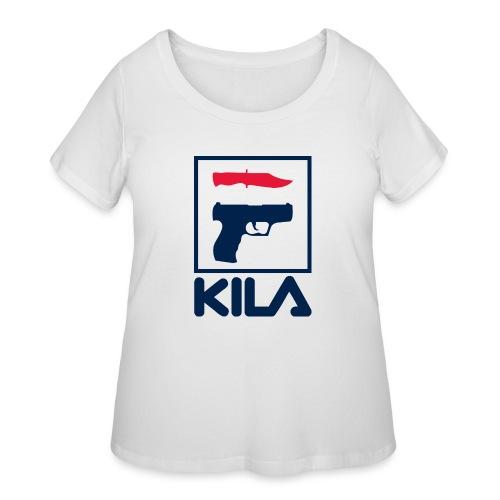 Kila - Women's Curvy T-Shirt