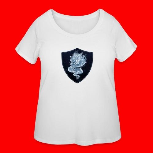 XMidniteDragonX - Women's Curvy T-Shirt