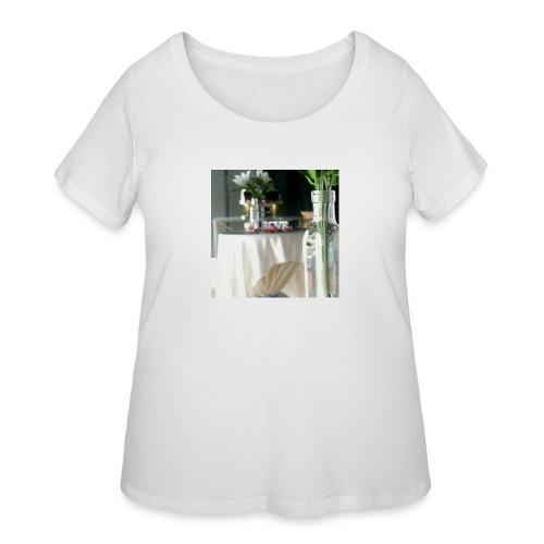 Spread the Love! - Women's Curvy T-Shirt