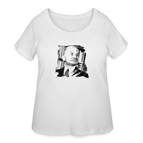 Ludwig von Mises Libertarian - Women's Curvy T-Shirt